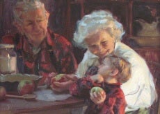 Cuidar dos netos ajuda a prevenir a demência