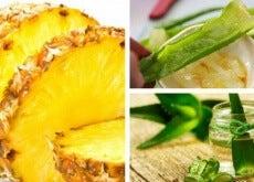 Saiba como perder peso com babosa e abacaxi