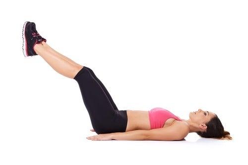 Elevação de pernas para melhorar a circulação