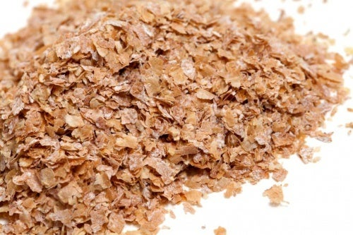 O farel de trigo como um dos remédios caseiros para a prisão de ventre
