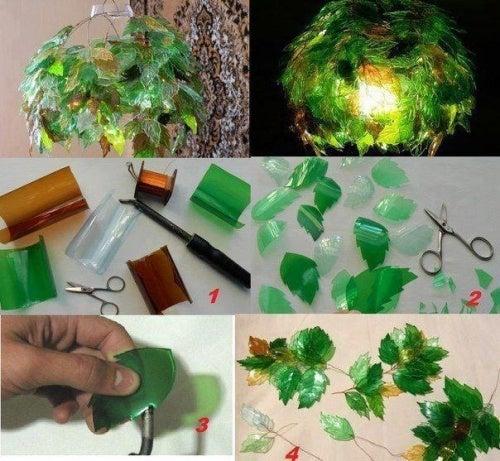 Luminarias-para-reutilizar-garrafas-plasticas