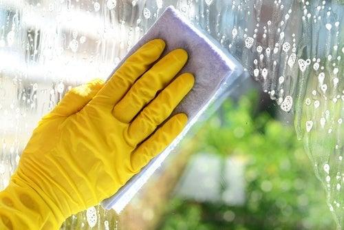 Limpar-vidros