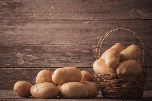 Conservar-batatas