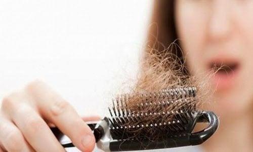 Remédios naturais para parar a queda de cabelo