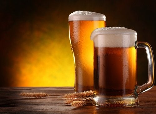 Cerveja para cabelos e unhas mais fortes
