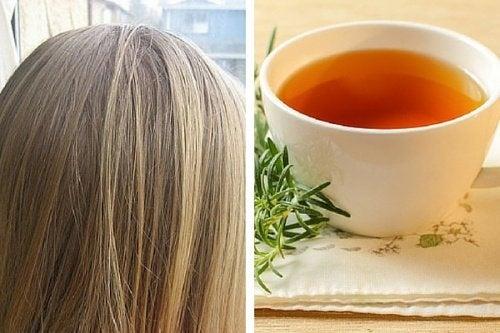 Como clarear o cabelo de forma natural