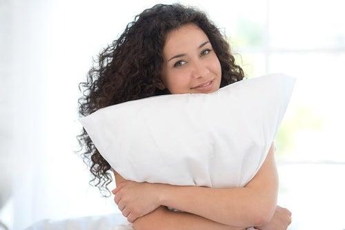 Limpar-os-travesseiros