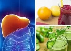 Vitaminas para depurar o fígado
