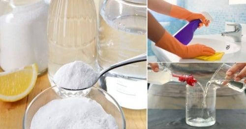 5 truques para desinfetar a casa de forma natural