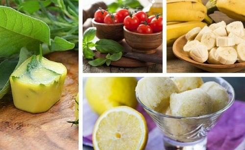 8 ideias interessantes para não desperdiçar frutas e verduras