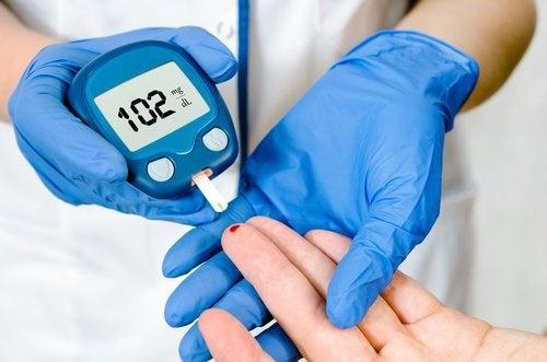 Controle da diabetes com pipoca