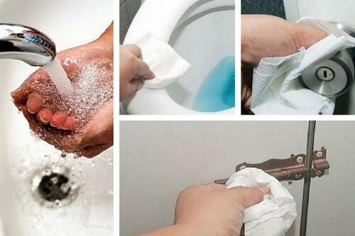 Dicas para mulheres que usam banheiros públicos