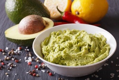 Remedios com abacate