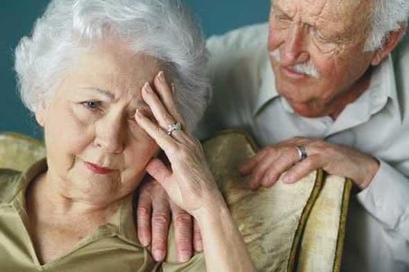 Principais sintomas da doença de Alzheimer