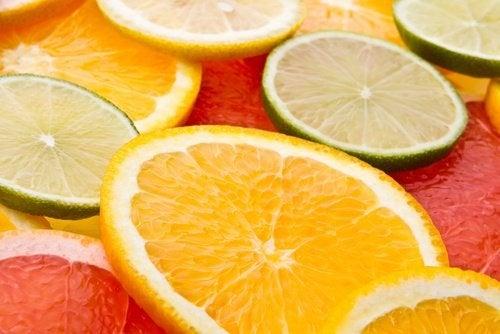 Cítricos para reduzir gordura abdominal