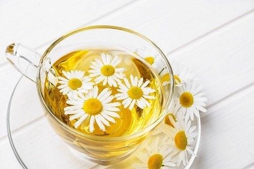 Tratamentos herbais tópicos para a psoríase: camomila