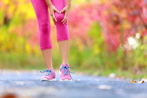 Causas e remédios para a dor nos joelhos