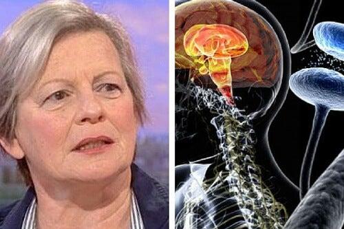 """Mulher de 65 anos afirma que pode """"cheirar"""" o Parkinson"""