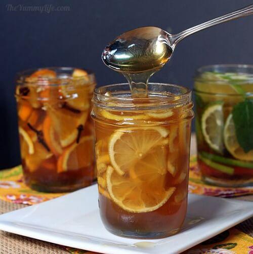 Café da manhã medicinal com laranja e mel: Não perca!