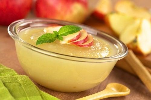Tratamento com maçã para aliviar a inflamação da vesícula