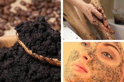 6 formas de utilizar os restos de café para a beleza e no lar