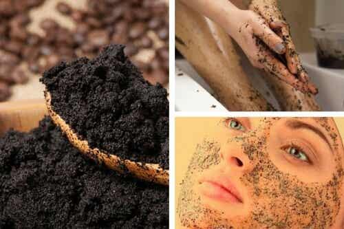 6 formas curiosas de usar os restos de café