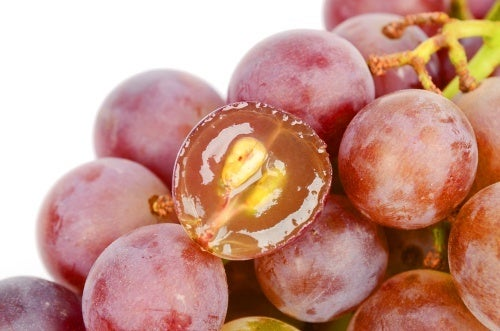 Por que devemos comer sementes de uva