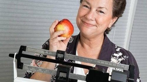 7 truques para não ganhar peso na menopausa