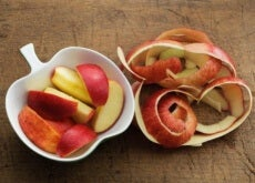 Benefícios da casca de maçã
