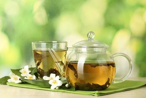 As mil e uma propriedades do chá verde