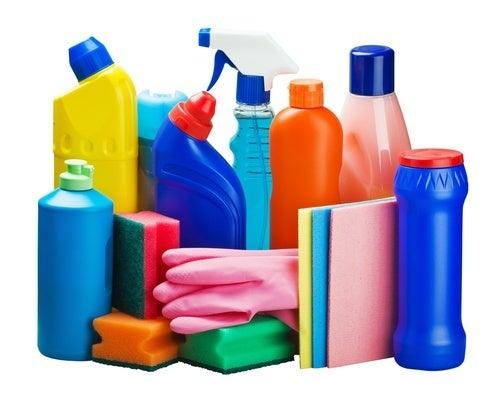 Productos para limpar