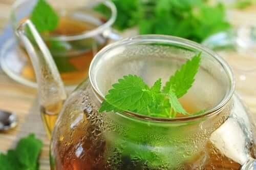 O chá de menta melhora a digestão