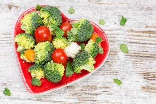 Dieta para doenças cardiacas