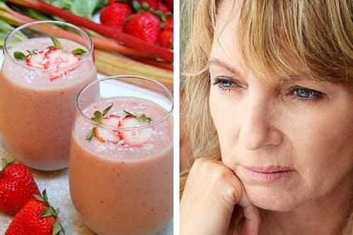 Vitamina para tratar os efeitos da menopausa
