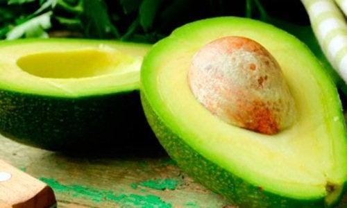 Sementes de abacate para consumir