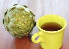 Bebida à base de alcachofras e toranja para emagrecer