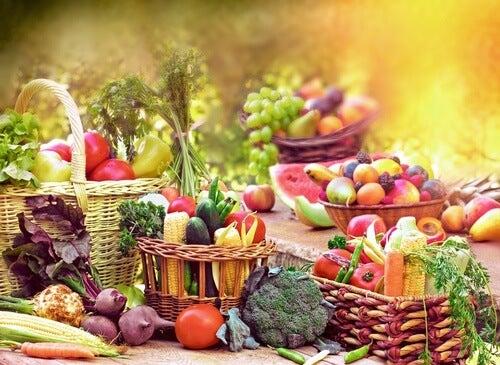 Frutas e verduras para aumentar o colesterol bom