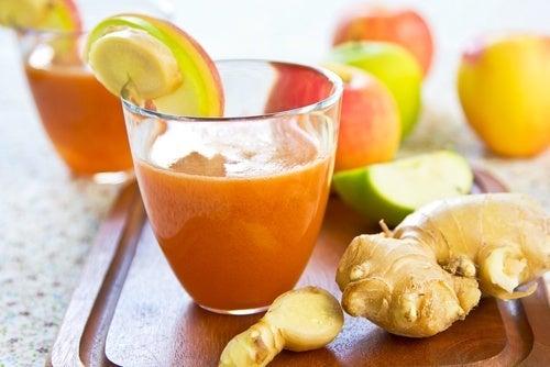Bebidas para desintoxicar o fígado