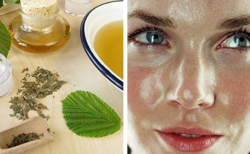Como preparar um adstringente de ervas para a pele oleosa
