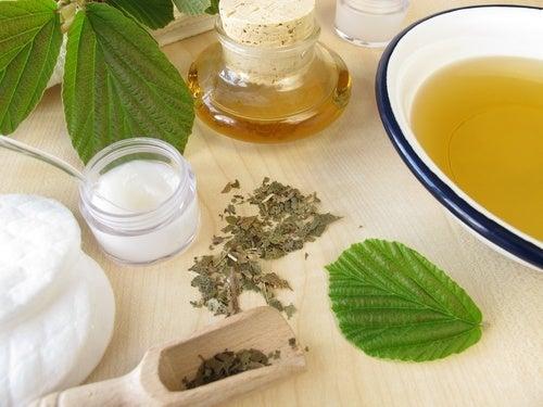 como-preparar-um-adstringente-de-ervas-para-a-pele-oleosa
