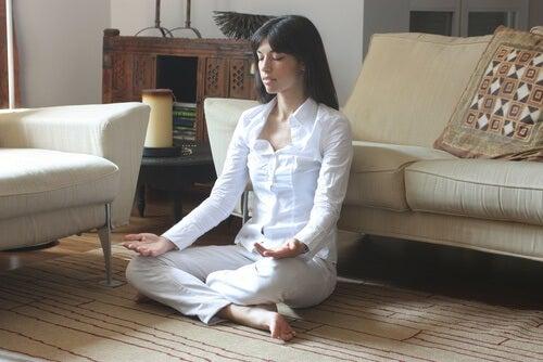Meditação anti-estresse