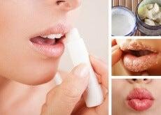 Remedios para deixar os lábios mais atraentes