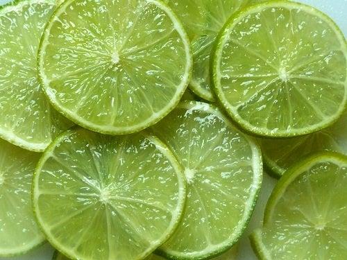 xarope natural usando limão