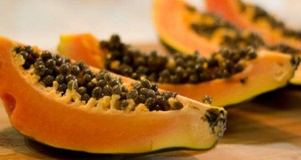 Propriedades do mamão papaia