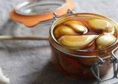 Benefícios do alho com mel em jejum