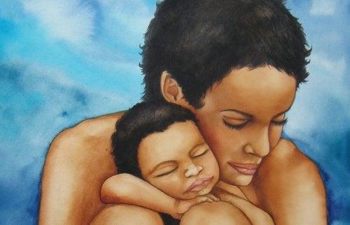 Meu filho é a minha fraqueza e a razão pela qual sou forte