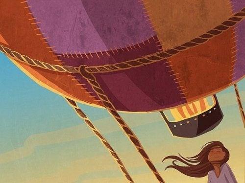 Mulher-voando-em-balao