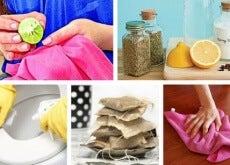 Podemos limpar nossa casa sem produtos químicos?
