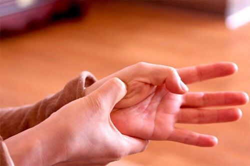 4 pontos de pressão para aliviar diversas dores