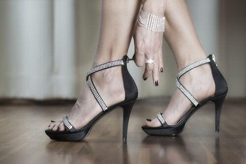 Sapatos-de-salto-alto